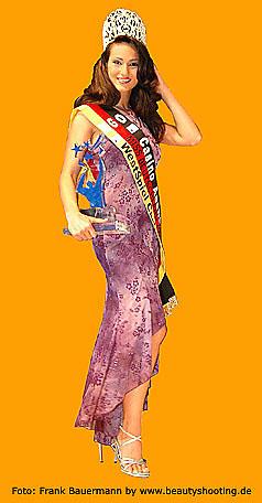 Asli Bayram Miss Deutschland 2005